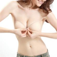Invisible Bra Sexy Backless adesivo de silicone em gel de vara Push Up Strapless Tamanho AD 2015 New Arrival