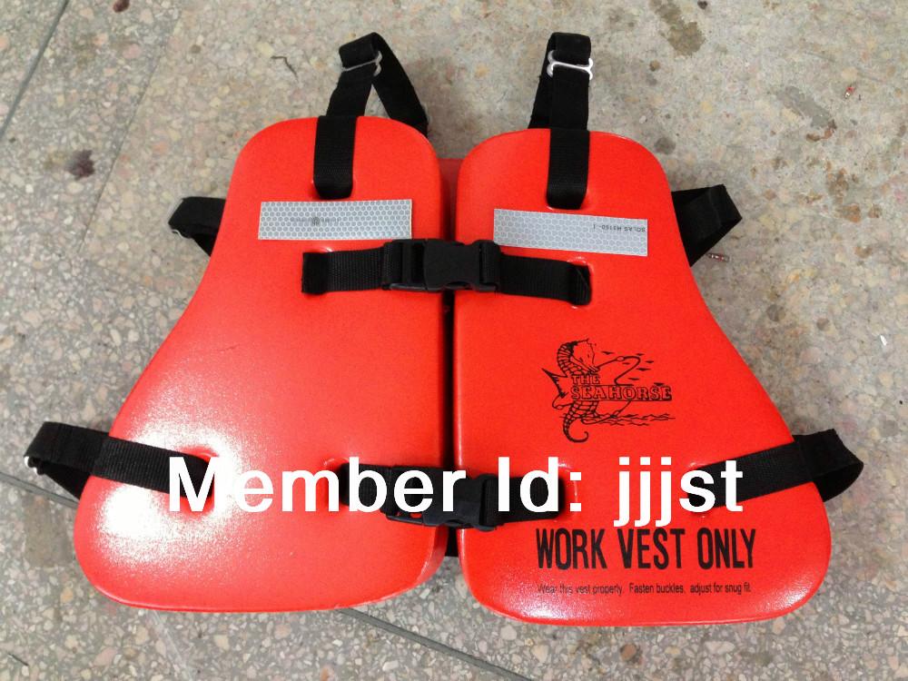 Life jacket, marine work vest(China (Mainland))