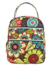 VB 22 color American flower cloth hand bag fresh bag Lunch Bunch(China (Mainland))