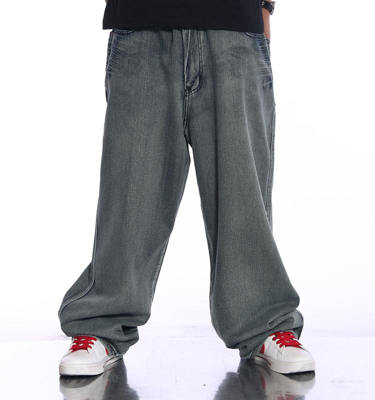 Джинсы хип хоп