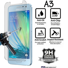 Buy SM-A300FU SM-A300F SM-A300H Protective Glass Tempered Glass Film Samsung Galaxy A3 2015 /A3 Screen Protector 9H Hardness for $1.83 in AliExpress store