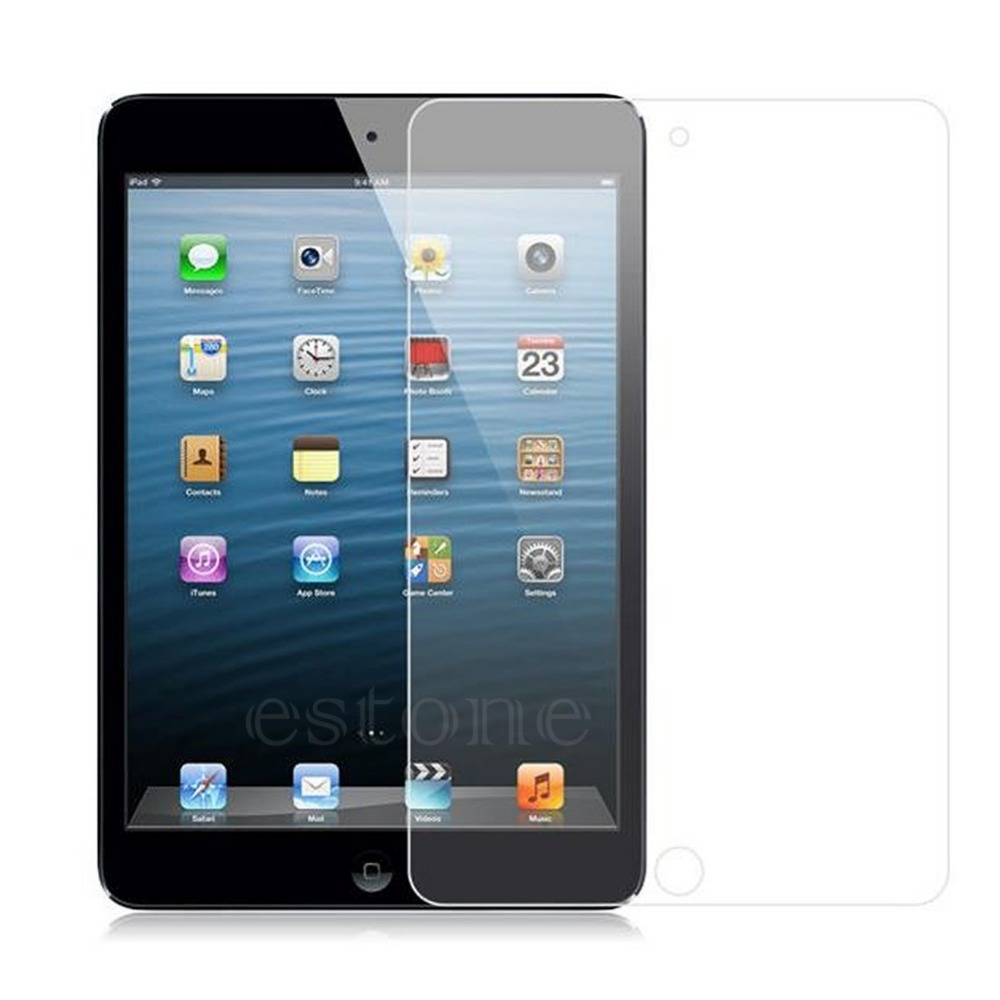 Гаджет  Ultra Clear Anti Glare Screen Protector Cover Shield Film For Apple iPad 2 3 4 None Компьютер & сеть