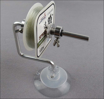 Free Shipping,Tangled lines machine,Fishing Reel Winding Machine,Coiling device,