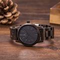Luxury Top Brand Uwood UW3308 Men s Wood Watches Men and Women Quartz Clock Fashion Casual
