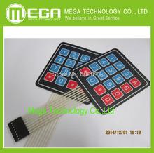 Buy 2PCS New 4*4 Matrix Array/Matrix Keyboard 16 Key Membrane Switch Keypad Arduino for $1.52 in AliExpress store