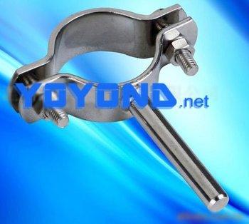 Stainless Steel Pipe Tube Hanger Tube Support DN40 SS304