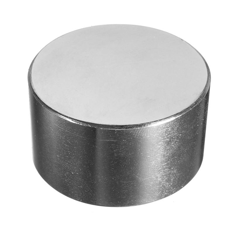Гаджет  1pcs Super Strong Dia 50x30mm True N52 Rare Earth Neodymium Disc Magnet None Строительство и Недвижимость