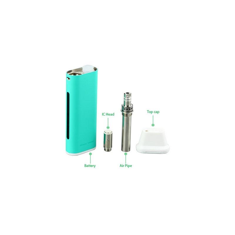 ถูก บุหรี่อิเล็กทรอนิกส์Eleaf iCareชุดเริ่มต้นมอระกู่กับ1.8มิลลิลิตรถังฉีดน้ำและ650มิลลิแอมป์ชั่วโมงแบตเตอรี่ที่มีใหม่ICหัวvape VS ijust s