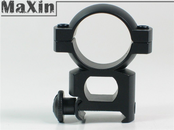 10 pair/Lot weaver / piccatinny Rifle Scope Mount 25.4mm Ring 1 20mm rail for scope/rifle free shipping<br><br>Aliexpress