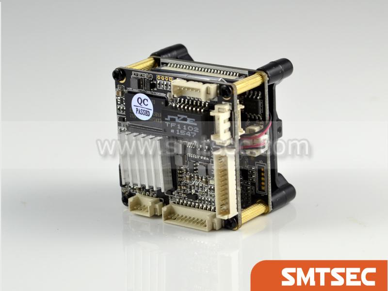 Starlight 2.0mp IP Camera Module 1080P Sony IMX185 Hi3516D IPC PCB Board camera Audio USB Super low Illumination (SIP-E185D)(China (Mainland))