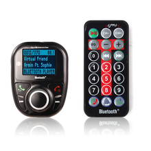 Big Sales Car MP3 Players Auto MP3 Players with FM Transmitter Radio  Bluetooth Car Kits Electronics with Remote Control(Hong Kong)
