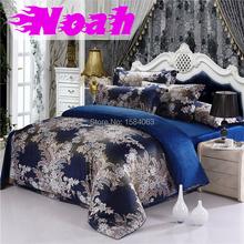 Luxury bedding set king size Egyptian cotton bed sheets bed cover bed set duvet cover bedding-set set housse de couette(China (Mainland))