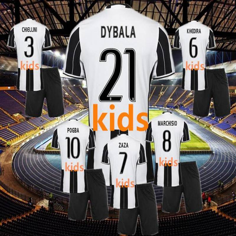 16-17 Youth Children Football Clothing Set Soccer Training Suit Kids Soccer Training Jersey Kit Soccer Uniforms Sets 2016(China (Mainland))