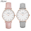 Wrist Watch Women Men Brand SKstar Famous Female Wristwatch Clock Quartz Watch Girl Quartz watch Montre
