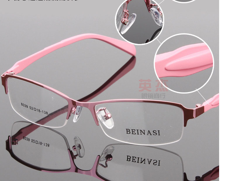 Woman Spectacle eyeglasses frames women designer brand fashion glasses Myopia optical eye glasses frame oculos de grau glasses(China (Mainland))