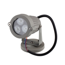1pcs YKS 3W 12V Outdoor Garden Waterproof LED Spot Light Lamp