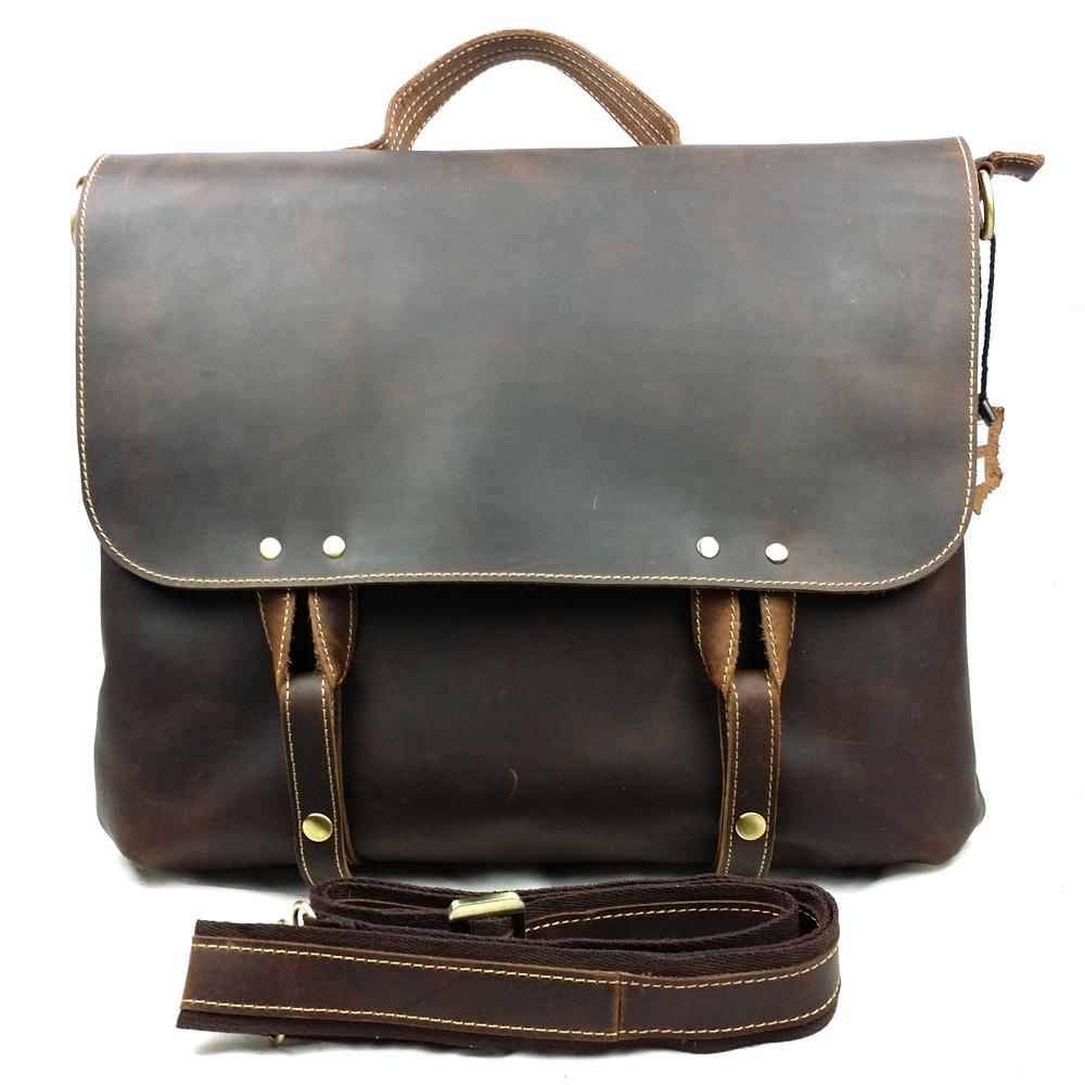 Здесь можно купить  leather portfolio men