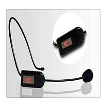 Mains libres FM sans fil mégaphone Radio Mic microphone pour haut - parleur, Enseignement, Réunion, Tour guide, Etc(China (Mainland))