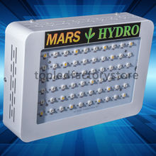 Marshydro 300/600 full spectrum LED Grow Lights 140W True Watt LED Grow Lights USA,UK,CA,AU,DE Stock.Local Duty Free(China (Mainland))
