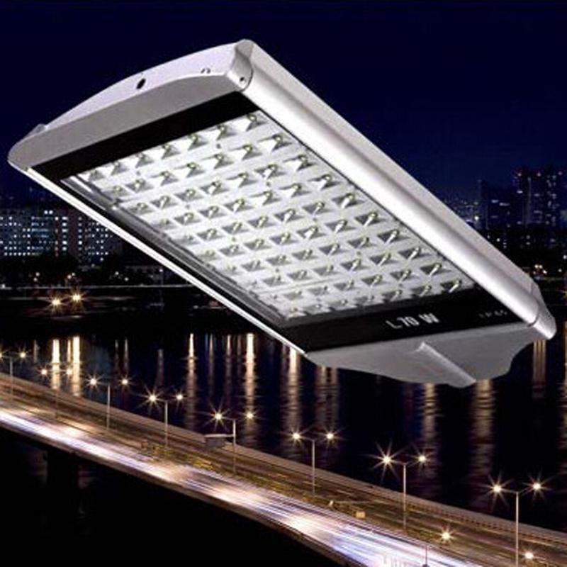Outdoor Parking Lot Light Fixtures: 70W-Led-Street-light-AC85-265V-Outdoor-lighting-off-road