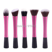 Hot Selling 2PCS Professional Powder Blush Brush Facial Care Cosmetics Foundation Brush Makeup Brushes