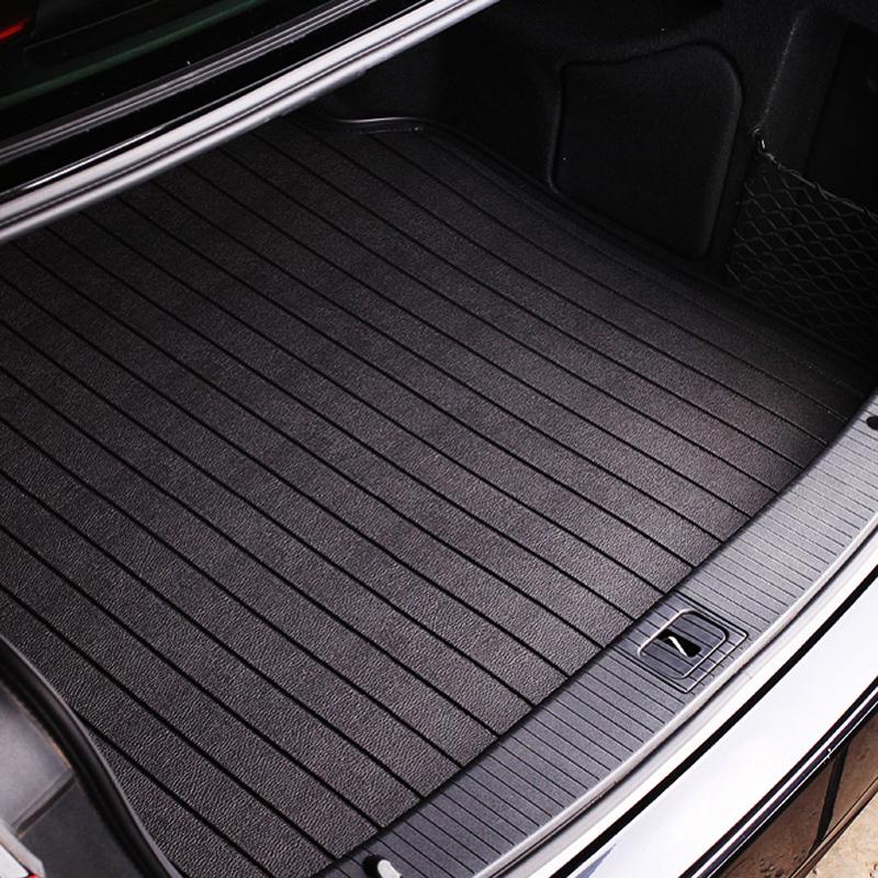 Case Mazda CX-5 CX-7 6 Atenza 2 3 Car trunk mats 3D XPE leather carpets Customized Anti-slip
