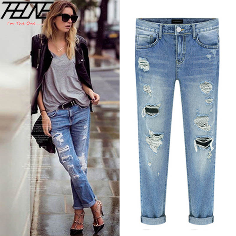Compare Prices on Jeans with Holes- Online Shopping/Buy Low Price