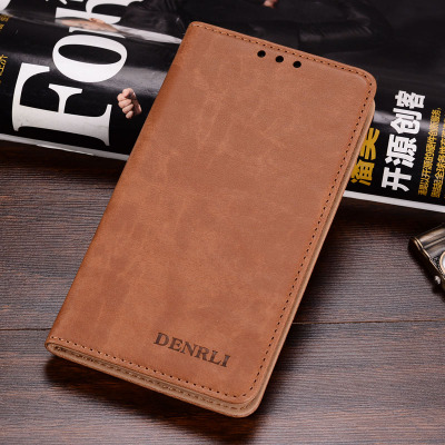 High quality Paypal genuine leather flip cover for Lenovo Lemon X3 case for Lenovo Lemon X3 cover free shipping(China (Mainland))
