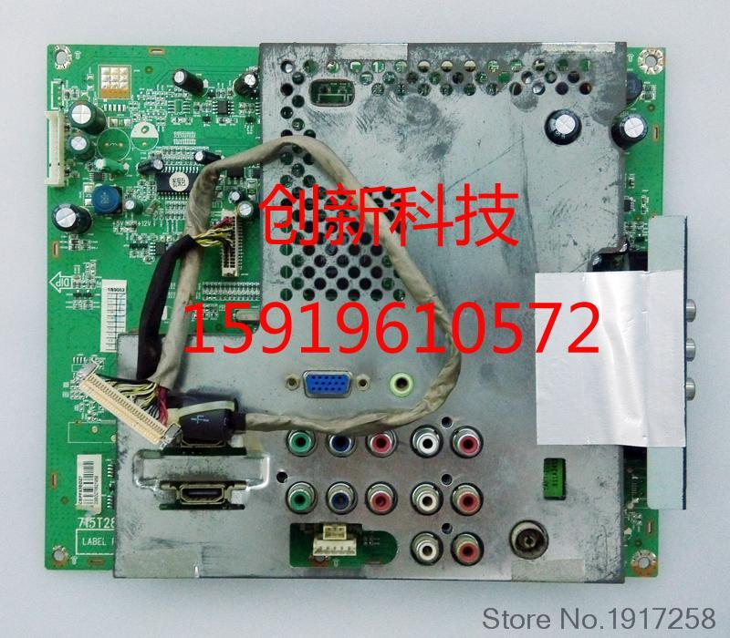 Фотография 37PFL3403 / 93 42PFL3403 / 93 board with a variety of  715T2878-2 Used disassemble
