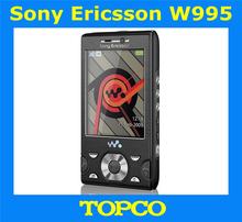 Original unlocked Sony Ericsson W995 3G GSM mobile phone WIFI GPS 8.1MP camera smartphone dropshipping(China (Mainland))