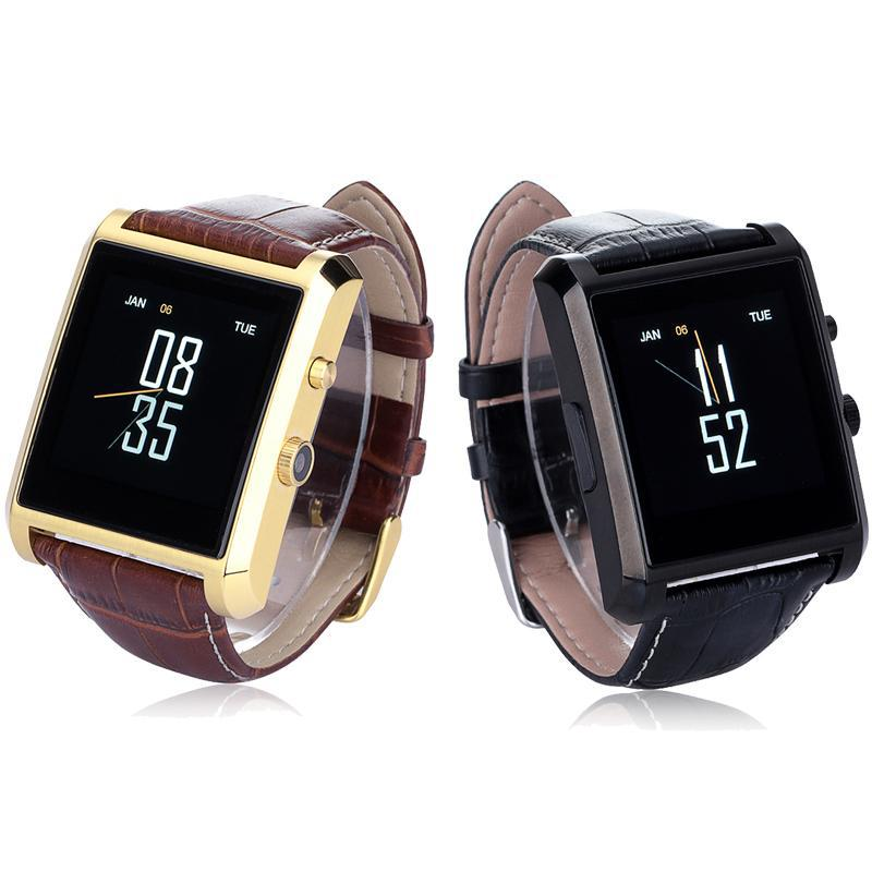 CUTER Bluetooth Smart Watch Drop Resistance MTK2502 Sync Phone Call Message with Camera for IOS Samsung with high quality(China (Mainland))