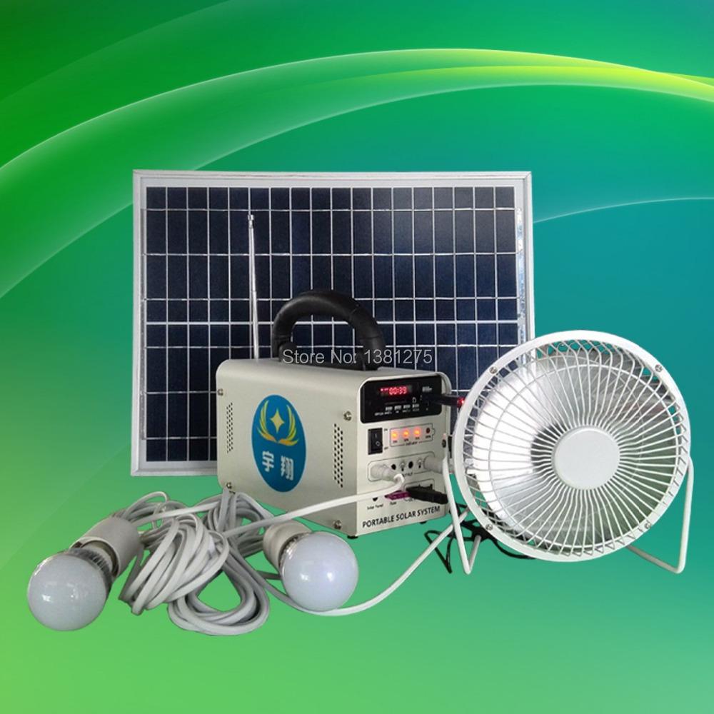 Solar home system / Portable solar energy storage Energy Storage System - GUANGDONG YUXIANG NEW ENERGY TECHNOLOGY CO.,LTD store