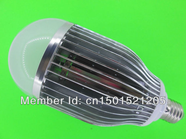 NEW  LED Bulb 36W  Lamp High brightness Bubble ball bulb E27 B22 85-265V AC Dimmable Bubble Cold white/warm white Free shipping