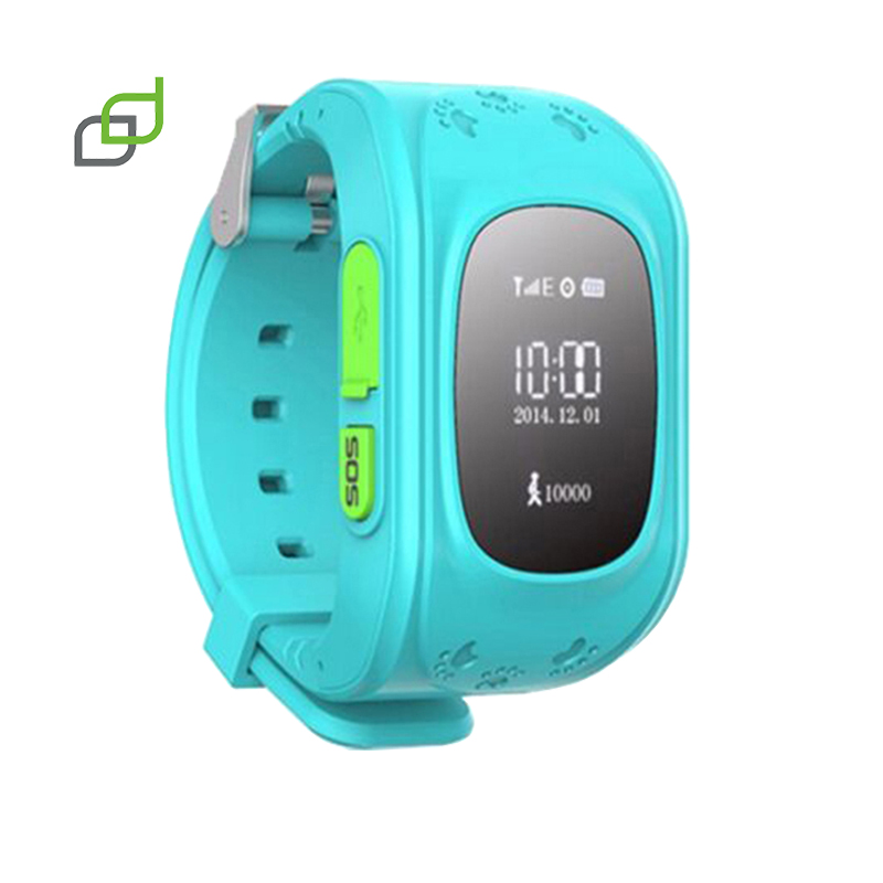 Kid GPS Watch Child Smart SOS Call Location Finder Locator Anti Lost Monitor Baby Son Gift Orologio Bluetooth Android  On Wrist<br><br>Aliexpress