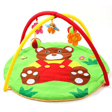 Actionclub Baby Toy Baby Play Mat Game Tapete Infantil Boys Girls Educational Crawling Mat Play Gym Kids Blanket Carpet(China)
