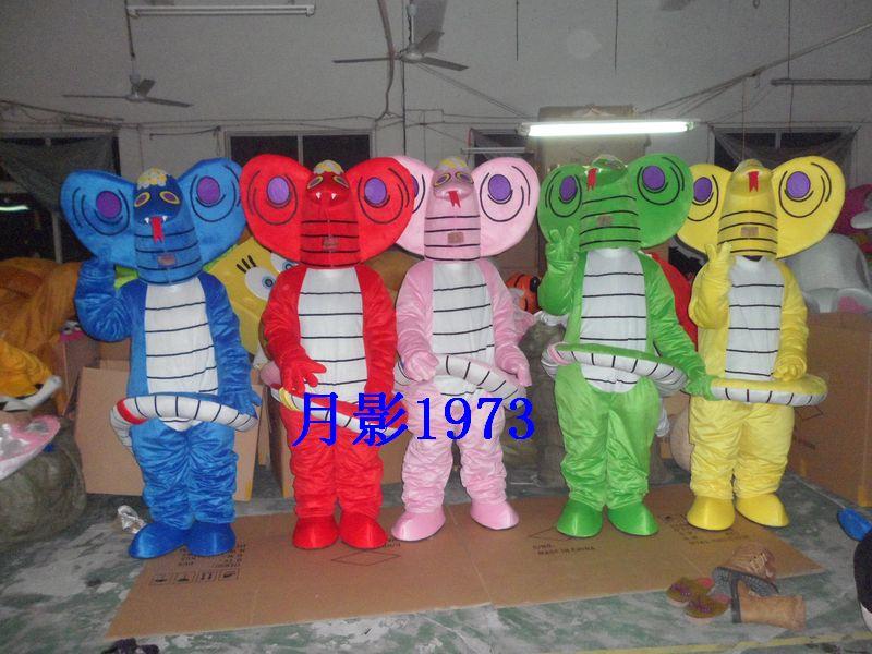 Cartoon clothes cartoon dolls performance wear cartoon clothes mascot(China (Mainland))