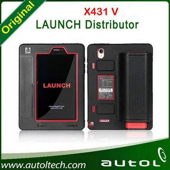 Super quality Launch x431 v scanner x431 launch v support wifi&Bluetooth completely replace launch X431 diagun iii(China (Mainland))