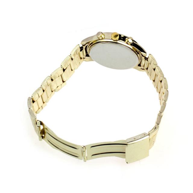 Zegarek damski Geneva stal nierdzewna wytrzymały klasyczny kolory
