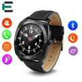 DM88 Smart Watch MTK2502C classic business wrist Watches heart rate Smartwatch Support Android IOS for Huawei