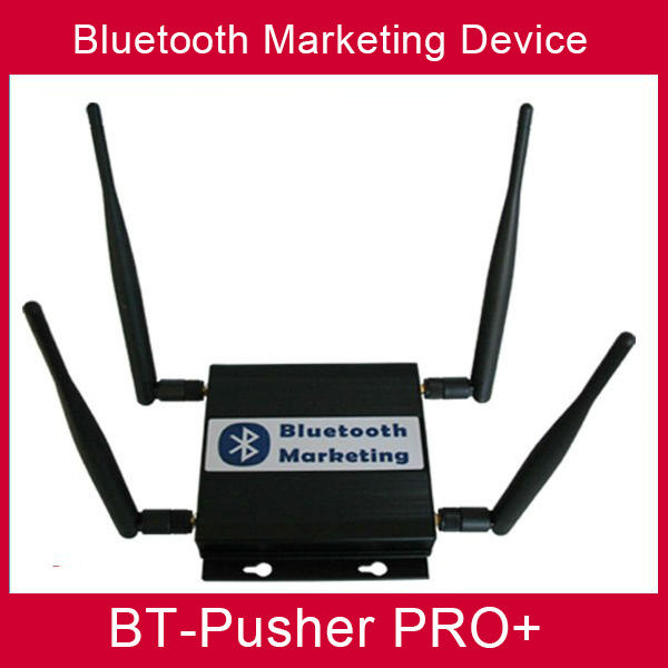 long range Bluetooth marketing device BT-Pusher PRO+(promote your shop , your product anytime anywhere) Advertising Inflatables(China (Mainland))