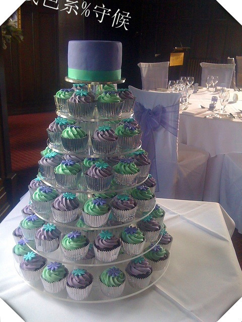 7 Tier Cupcake Wedding Cake Stands Free Charge Of Delivery Cost In Cake Decorating Supplies From