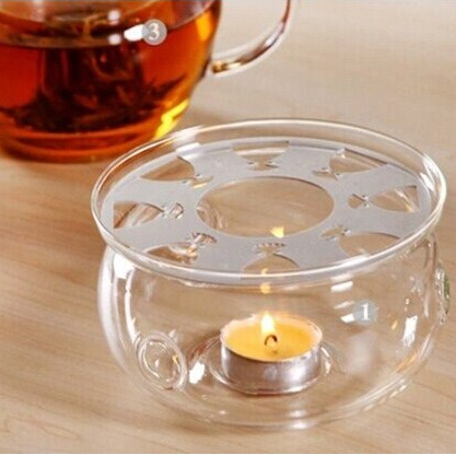 Clear Glass Tealight Teapot Warmer free shipping<br><br>Aliexpress