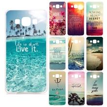 Buy Beautiful Ocean Scenery Hard Cover Case Samsung Galaxy A3 A5 A7 J1 J3 J5 J7 2016 2017 A310 A510 A710 J120 J510 J710 Case for $1.38 in AliExpress store