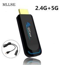 Buy EZCast 5G TV Stick Miracast Airplay Smart Dongle DLNA HDMI Mirror2 TV Dongle Media Player IOS Android Windows for $62.20 in AliExpress store