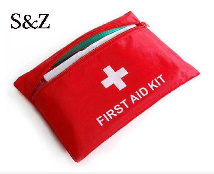 Outdoor first-aid kit rescue package portable emergency package household medical chartered earthquake travel supplies(China (Mainland))