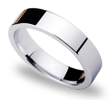Valentine's Day gift real men stainless steel Ring  lord Wedding Titanium rings Band new punk ring
