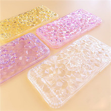 Buy Luxury Rhinestone Case 3D Crystal Flowers Bling Diamond Capa Soft Gel Phone Cases Cover iPhone 7 7Plus 5 5S SE 6 6G 6S 6Plus for $1.99 in AliExpress store