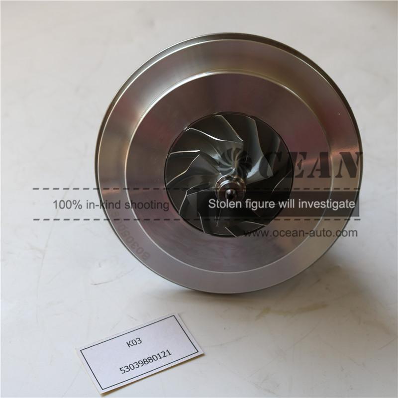 Фотография TURBOCHARGER CARTRIDGE RHF4 14411-VK500  VN3 Nissan Navara 2.5 DI 133HP VN3 MD22