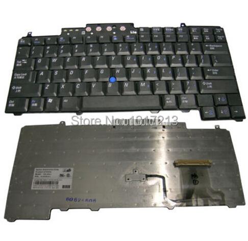 Для нью-dell latitude d630 d820 клавиатура сша