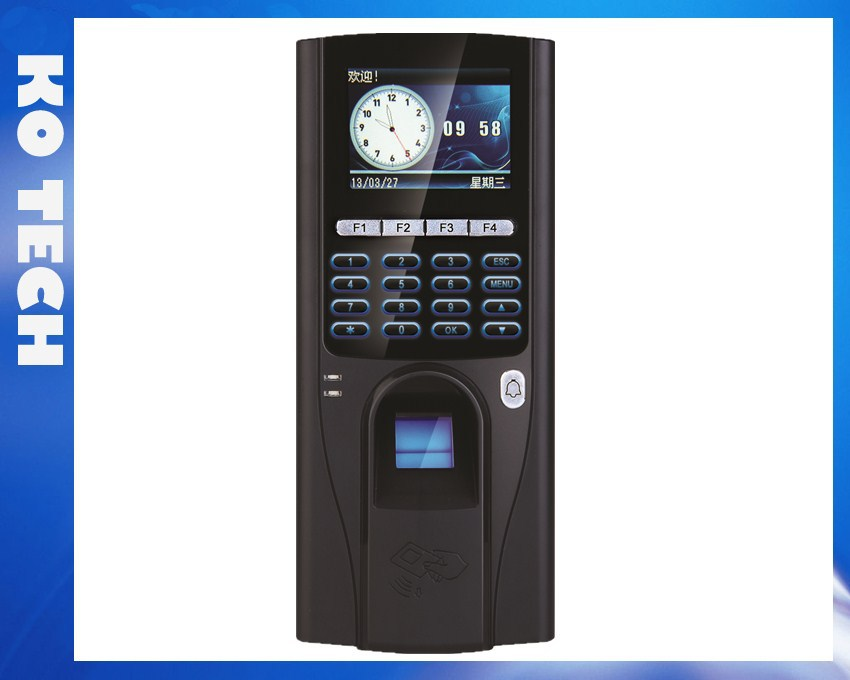 Biometric access control KO-S20, fingerprint reader for door entry system(China (Mainland))
